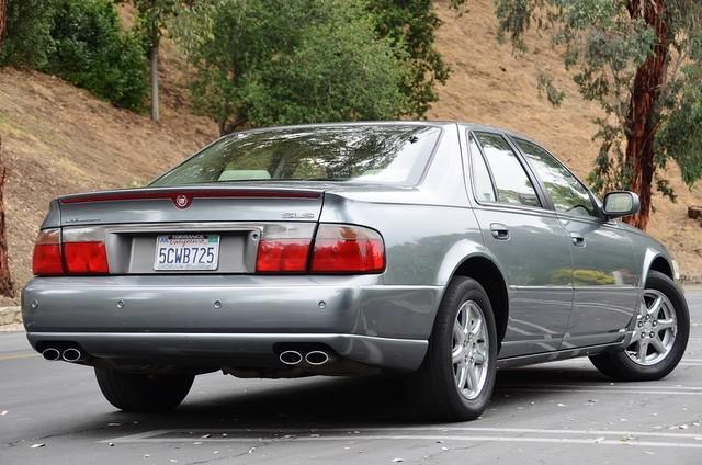 2003 Cadillac Seville Luxury SLS - AUTO - LTHR - ONLY 77K MILES Reseda, CA 3
