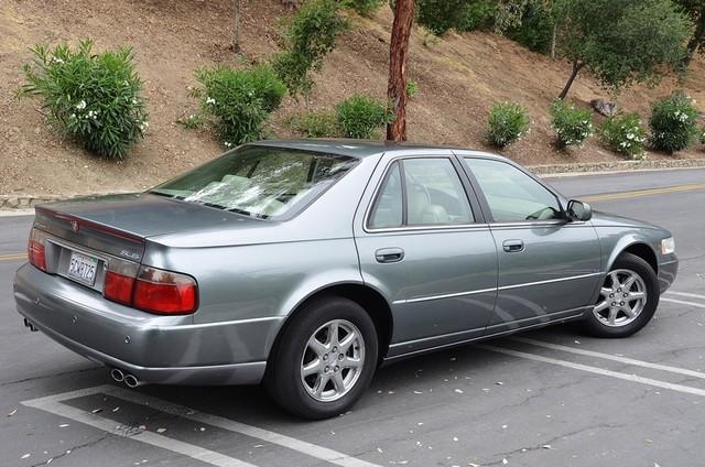 2003 Cadillac Seville Luxury SLS - AUTO - LTHR - ONLY 77K MILES Reseda, CA 14
