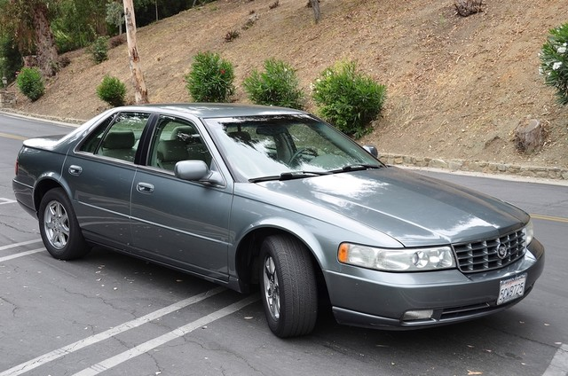2003 Cadillac Seville Luxury SLS - AUTO - LTHR - ONLY 77K MILES Reseda, CA 4