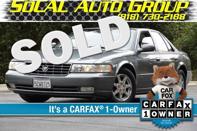 2003 Cadillac Seville Luxury SLS - AUTO - LTHR - ONLY 77K MILES Reseda, CA 0