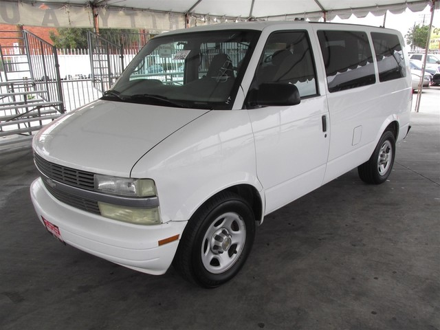 2003 Chevrolet Astro Passenger This particular Vehicle comes with 3rd Row Seat Please call or e-m