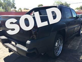 "2003 Chevrolet Avalanche 24"" WHEELS, ALL CUSTOM!!! AUTOWORLD (702) 452-8488 Las Vegas, Nevada"