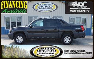 2003 Chevrolet Avalanche 4X4 in  Minnesota