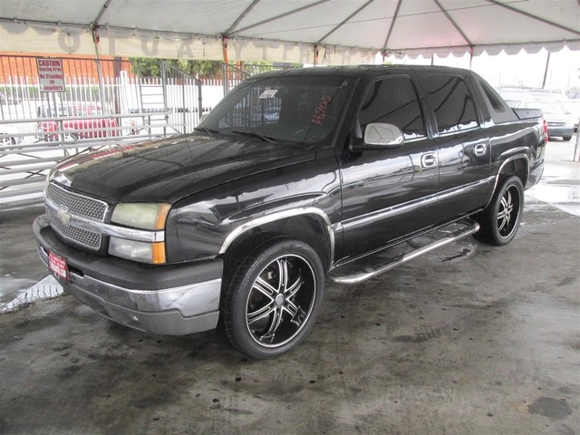 2003 Chevrolet Avalanche This particular Vehicles true mileage is unknown TMU Please call or e