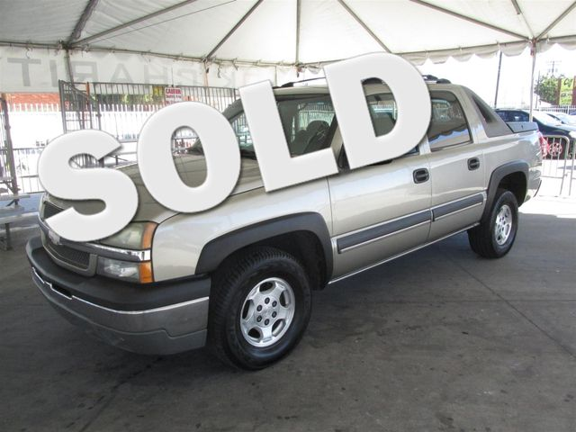 2003 Chevrolet Avalanche Please call or e-mail to check availability All of our vehicles are av