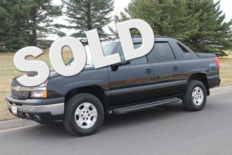 2003 Chevrolet Avalanche 1500 4WD in Great Falls, MT