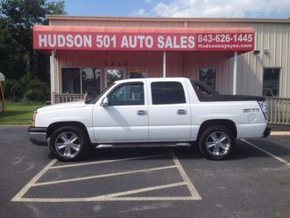 2003 Chevrolet Avalanche in Myrtle Beach South Carolina
