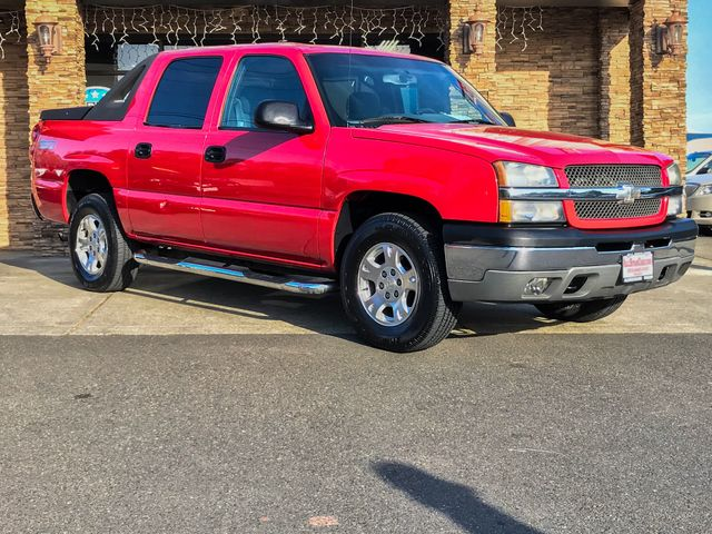 2003 Chevrolet Avalanche 4WD The CARFAX Buy Back Guarantee that comes with this vehicle means that