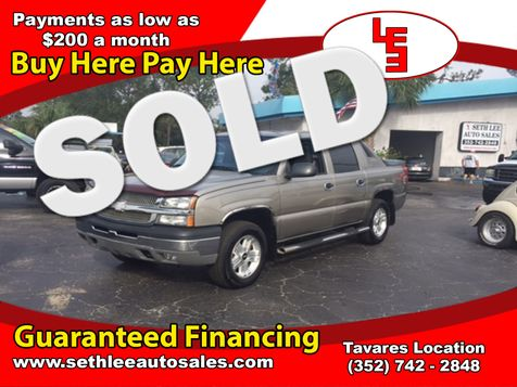 2003 Chevrolet Avalanche  in Tavares, FL