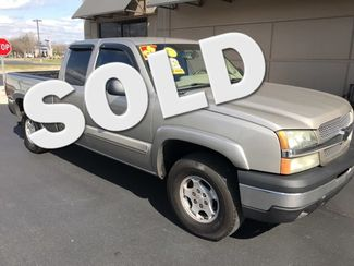 2003 Chevrolet-Carmartsouth.Com Silverado 1500-BUY HERE PAY HERE! LS-4X4 EXT CAB!! 5.3 V8 Knoxville, Tennessee
