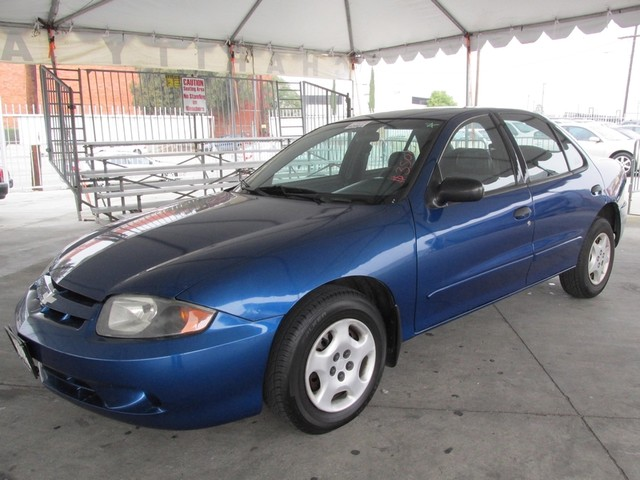 2003 Chevrolet Cavalier Please call or e-mail to check availability All of our vehicles are avai