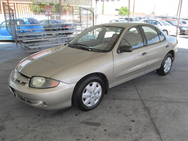 2003 Chevrolet Cavalier LS Please call or e-mail to check availability All of our vehicles are
