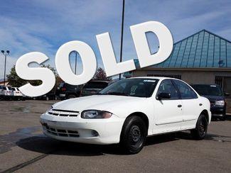 2003 Chevrolet Cavalier Sedan LINDON, UT