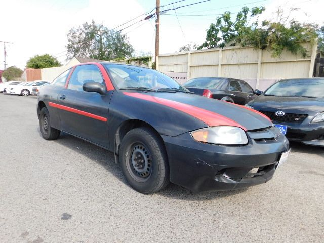 2003 Chevrolet Cavalier Limited warranty included to assure your worry-free purchase AutoCheck re