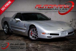 2003 Chevrolet Corvette Z06 in Addison TX