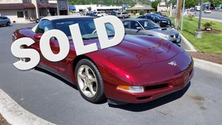 2003 Chevrolet Corvette 50th Anniversary | Ashland, OR | Ashland Motor Company in Ashland OR