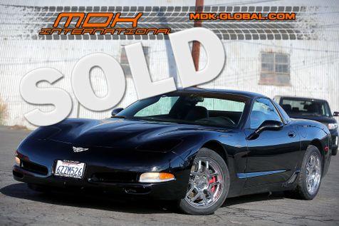 2003 Chevrolet Corvette Z06 in Los Angeles