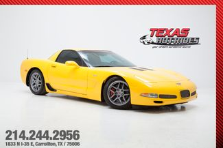 2003 Chevrolet Corvette Z06 Supercharged With Many Upgrades! 620-HP | Carrollton, TX | Texas Hot Rides in Carrollton