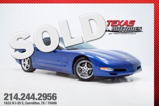 2003 Chevrolet Corvette 50th Anniversary With Upgrades | Carrollton, TX | Texas Hot Rides in Carrollton