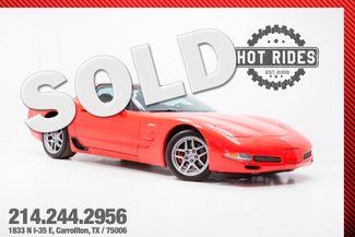 2003 Chevrolet Corvette Z06 | Carrollton, TX | Texas Hot Rides in Carrollton