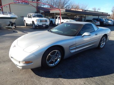2003 Chevrolet Corvette  in Chickasha,