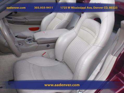 2003 Chevrolet Corvette Convertible 50th Anniversary Edition | Denver, CO | A&A Automotive of Denver in Denver, CO