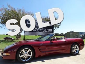 2003 Chevrolet Corvette in Dallas Texas