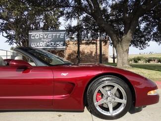 2003 Chevrolet Corvette 50th Anniversary Edition Automatic 57k! in Dallas, Texas