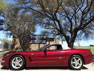 2003 Chevrolet Corvette Convertible 50th Anniversary Edition 1-Owner 48k! in Dallas, Texas