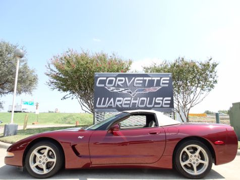 2003 Chevrolet Corvette 50th Anniversary Edition Convertible 1-Owner 13k! | Dallas, Texas | Corvette Warehouse  in Dallas, Texas