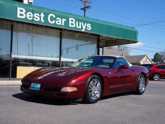 2003 Chevrolet Corvette 50th Englewood, CO