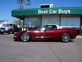 2003 Chevrolet Corvette 50th Englewood, CO 1