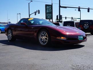 2003 Chevrolet Corvette 50th Englewood, CO 6