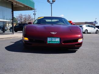 2003 Chevrolet Corvette 50th Englewood, CO 7