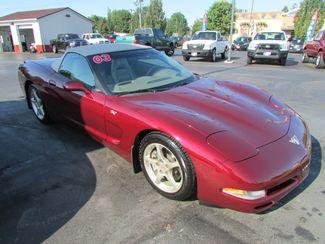 2003 Chevrolet Corvette Fremont, Ohio 3