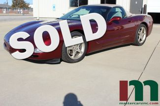 2003 Chevrolet Corvette 50th Anniversary | Granite City, Illinois | MasterCars Company Inc. in Granite City Illinois