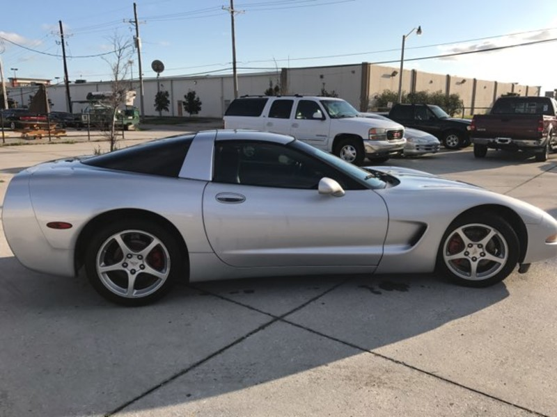 2003 Chevrolet Corvette   city LA  AutoSmart  in Harvey, LA
