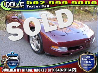 2003 Chevrolet Corvette  | Louisville, Kentucky | iDrive Financial in Lousiville Kentucky