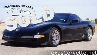 2003 Chevrolet Corvette in Lubbock Texas