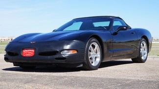 2003 Chevrolet Corvette in Lubbock Texas
