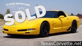 2003 Chevrolet Corvette Z06 | Lubbock, Texas | Classic Motor Cars in Lubbock, TX Texas