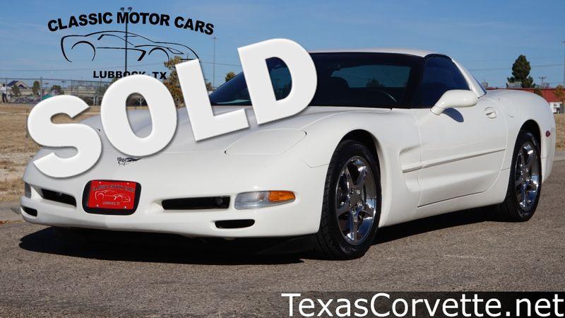 2003 Chevrolet Corvette    Lubbock, Texas   Classic Motor Cars
