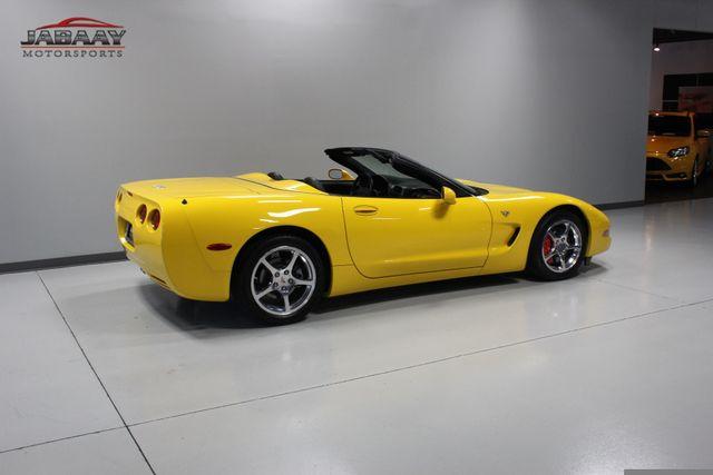 2003 Chevrolet Corvette Merrillville, Indiana 39