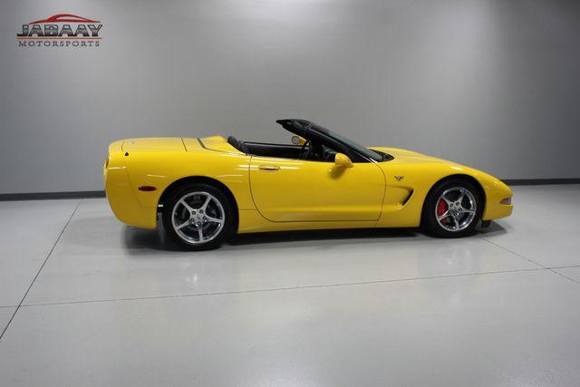 2003 Chevrolet Corvette Merrillville, Indiana 40