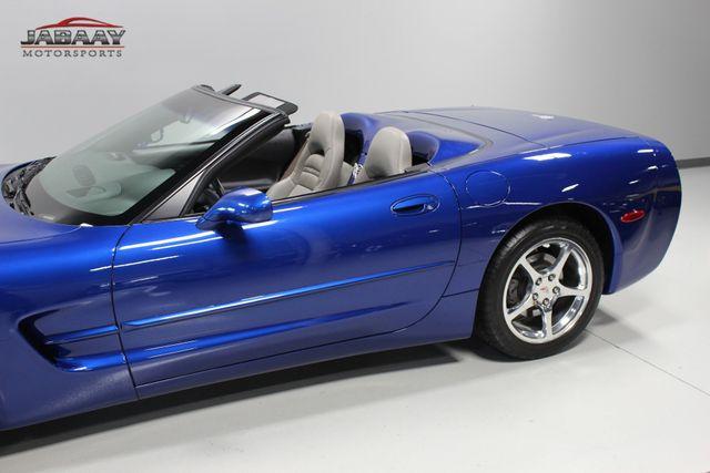 2003 Chevrolet Corvette Merrillville, Indiana 33