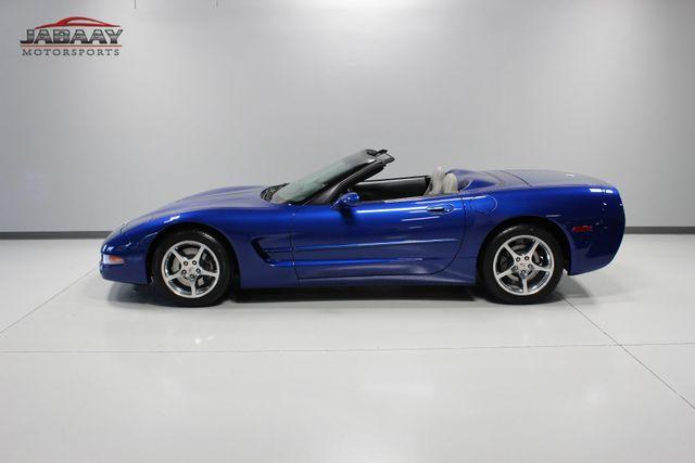 2003 Chevrolet Corvette Merrillville, Indiana 36