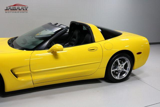 2003 Chevrolet Corvette Merrillville, Indiana 34