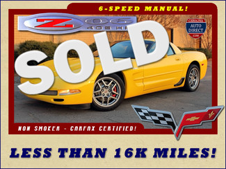 2003 Chevrolet Corvette Z06 - LESS THAN 16K MILES! Mooresville , NC