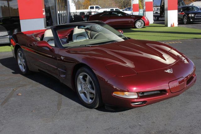 2003 Chevrolet Corvette 50TH ANNIVERSARY EDITION! NEW TIRES! Mooresville , NC 23