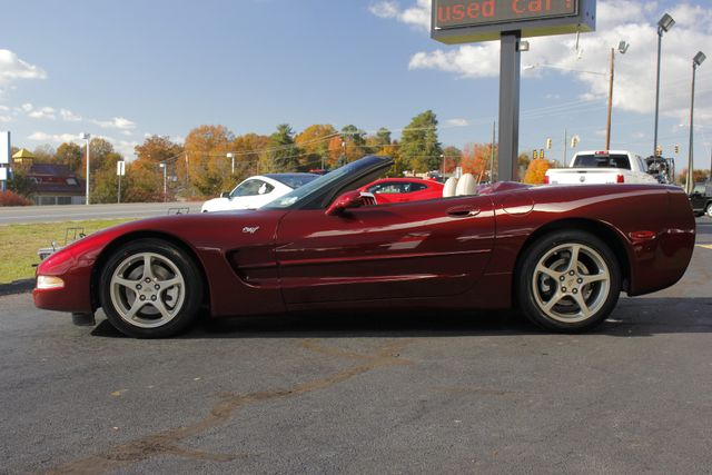 2003 Chevrolet Corvette 50TH ANNIVERSARY EDITION! NEW TIRES! Mooresville , NC 13